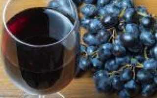 Можно ли сделать вино из магазинного винограда