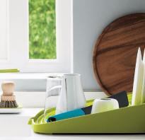 Кухонные органайзеры: стражи порядка и чистоты