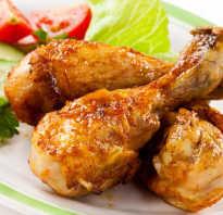 Как пожарить окорок курицы на сковороде