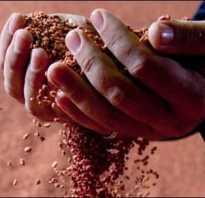 Как вносить в почву калийные удобрения