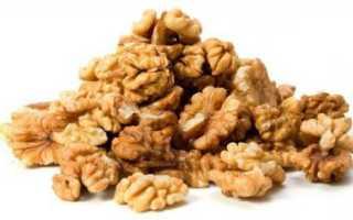 Когда можно собирать грецкие орехи