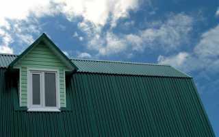 Можно ли использовать профнастил с8 для крыши