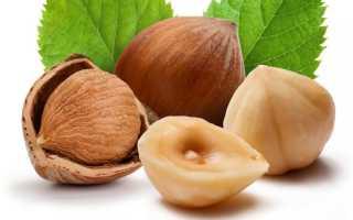 Как жарить фундук орехи