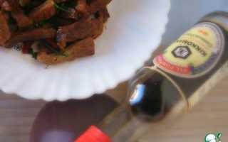 Как приготовить мясо по тайски с огурцами