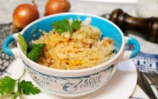 Что приготовить из свежей капусты на ужин