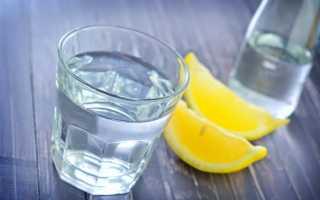 Сок лимона с водой натощак вред или польза