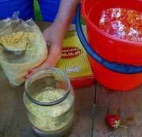 Горчица для огорода как применять порошок