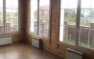 Можно ли провести газ в деревянный дом