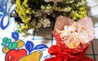 Цукаты из тыквы простой рецепт в сушилке
