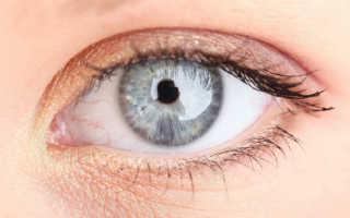 Как отбелить белки глаз в домашних условиях
