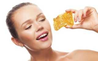 Можно ли глотать воск от сот с медом