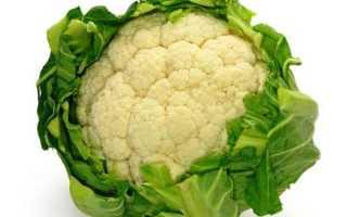Можно ли беременным капусту цветную