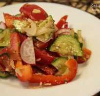 Как правильно резать помидоры для салата с огурцами