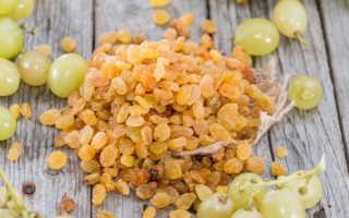 Как делать изюм из винограда в домашних условиях