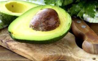Как кушать авокадо правильно