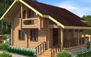 Какого размера можно построить дом на 6 сотках