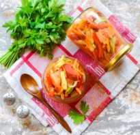 Салат заманиха из кабачков рецепт на зиму