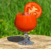 Как варить томатный сок