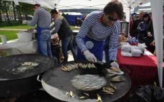Какая рыба пахнет свежим огурцом как корюшка