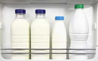 Можно ли заморозить козье молоко