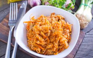 Как приготовить солянку из капусты с мясом в кастрюле