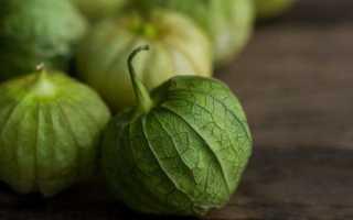 Что можно приготовить из ананасового физалиса