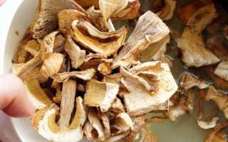 Надо ли замачивать белые грибы перед варкой