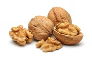 Грецкий орех где и как растет