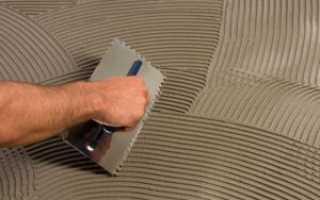 Можно ли штукатурить печь плиточным клеем