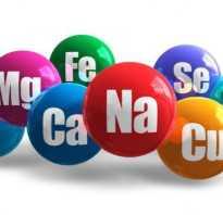 Какие вещества называют минеральными