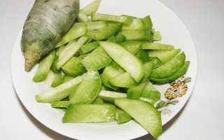 Салат из редьки на зиму рецепт пошаговый