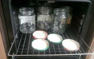 Можно ли в духовке стерилизовать банки с этикетками в