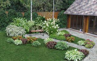 Как спланировать садовый участок 4 сотки