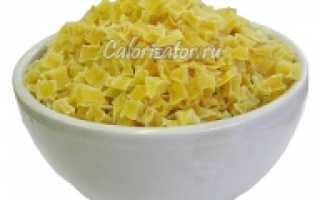 Сушеный картофель как использовать