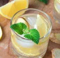 Напиток из базилика и лимона чем полезен