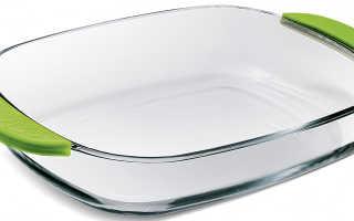 Можно ли печь в стеклянной посуде в духовке пирог