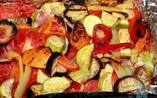 Соус для запекания овощей в духовке рецепт