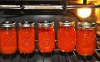 Как правильно стерилизовать огурцы в духовке