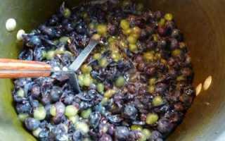 Как выдавить виноград в домашних условиях