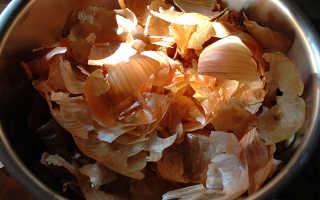 Луковая шелуха польза и вред для печени