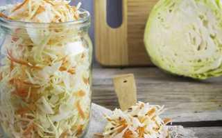 Можно ли квасить капусту с йодированной солью