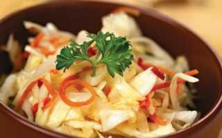 Можно ли кушать квашеную капусту при панкреатите