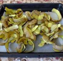 Картофельная кожура как удобрение