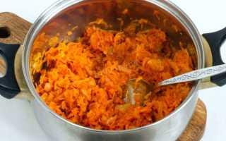 Маринад из моркови и лука как в столовой