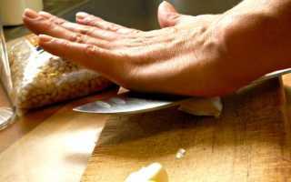 Как почистить много чеснока быстро