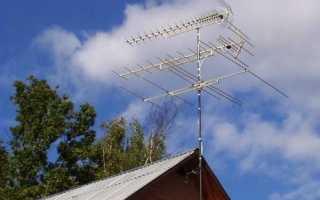 Антенна для дачи 100 км от москвы