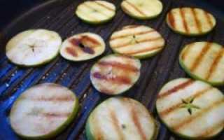 Можно ли в аэрогриле сушить яблоки