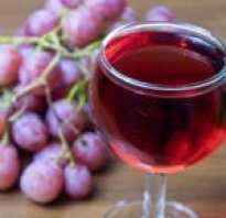 Как делать вино из винограда лидия в домашних условиях