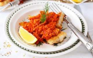 Маринад для рыбы для жарки на сковороде