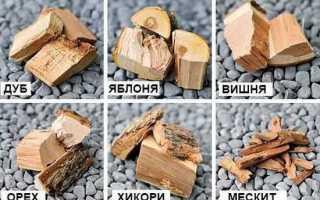 На чем можно коптить древесина